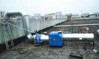 活性炭净化器安装